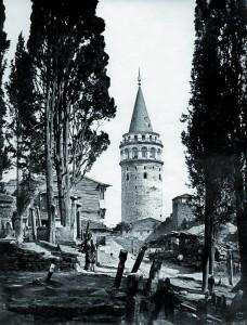 Galata-Kulesi-ve-Mezarlığı-1857