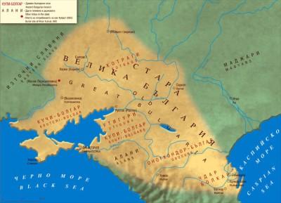 Büyük Bulgarya Hanlığı